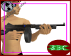 Plasma Tommy Gun M