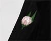 (20D) Lapel rose pink