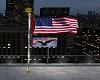 American Flag Pole V2