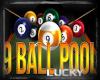 9 Ball Pool Flash Game