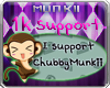 *CM* 1k Support Sticker