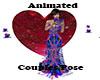 Couple's Heart Pose