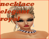 necklace elegant royal