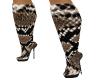 Snake Skin Boots 2