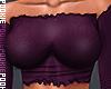 Jes Purple Top (Busty)