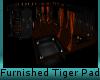 Furnished Tiger Pad