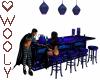 Blue Rose bar