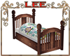 country toddler bed