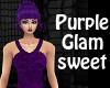 KP Purple glam sweet