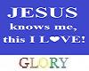 Jesus Knows Me Tee