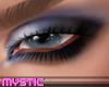 Welles Blue Steel Eye