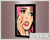 ENC. PRETTY PINK FRAME 2