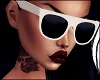 White Glasses