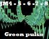 Green pulse light