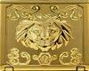 caja dorada de leo