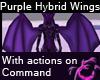 Purple Hybrid Wings V2