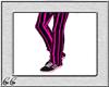 *CC* PinkStripPant&Shoe