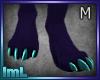 lmL Hixa Feet M