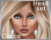 C clacce head set
