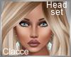 C clacce head set