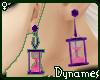 *Dy} Hourglas Earrings.1