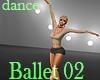 Ballet 02 - dance action