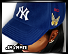 Yankee GG Hat Blue