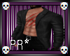 Wounded Black Suit