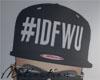 [M] #IDFWU Snapback