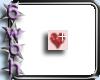 [6] Red heart bling