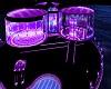 romntica casa purple