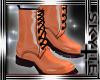 Rainboots /orange