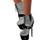 YY-Yayas Grey Boots