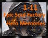 *Epic SF.Hero Memories