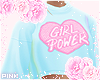 ♔ Shirt e Girl Power