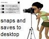 Snap & Save Camera DSLR