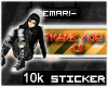 !T 10 000 cr donation <3