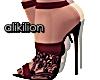 aL~Selia Heels Red~
