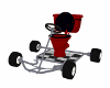 LS Potty Cart Red