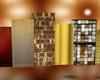 Golden 80's Pose Cubes