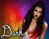 Dark Red-Black Lisa