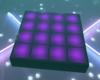 purple stage block