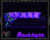 🎨 Blacklight Sofa