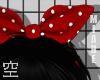 空 HeadBand Red 空