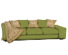 Green Couch...