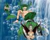[cas]emerald merman tail