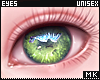 金. Green Eyes