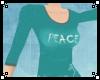 !B! Peace Love Top