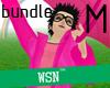 [wsn]Rainybundle#Pink