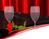 rose n wine